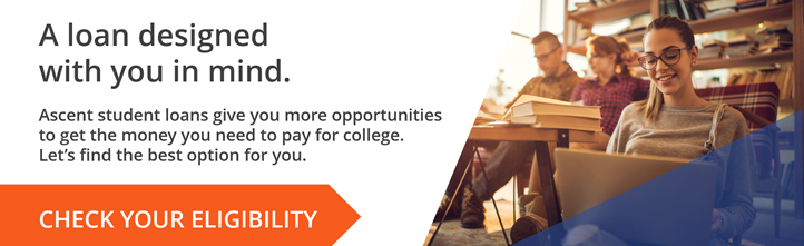 COD Ascent Student Loans for College of DuPage Students in Glen Ellyn, IL
